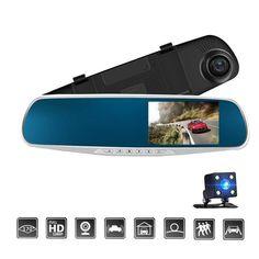 Camera auto video fata si spate, Full Hd 1080p – Aior Monitor, Hd 1080p, Usb, Electronics, Consumer Electronics