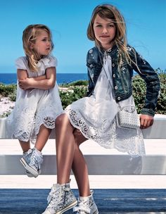 Tips for Shopping for Tween Clothing Fashion Kids, Little Kid Fashion, Young Fashion, Fashion 101, Trendy Fashion, Outfits Niños, Spring Outfits, School Girl Outfit, Little Fashionista