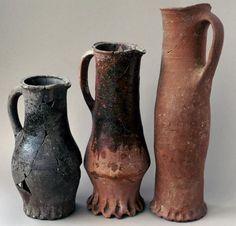 English Medieval pots