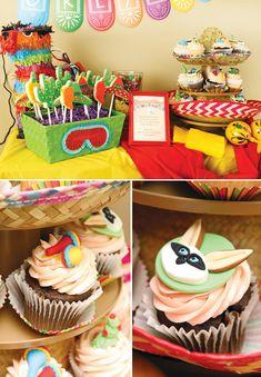 Skippyjon Jones Birthday Fiesta (Hostess With The Mostess blog)