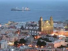 Las Palmas de Gran Canaria. Our home for over 5 years. Especially the warm weather and good friends we miss every day