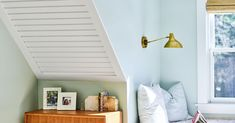 These are the paint colors that will be popular in summer say our experts. Paint Colors For Home, House Colors, Interior Design Tips, Interior Paint, Interior Colors, Palette Wall, Weathered Paint, Summer Painting, Futuristic Furniture