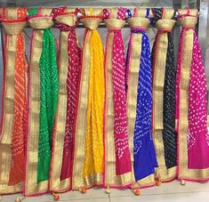 heavy lace boarder Material - Art Silk Length: Meters An Ethnic Dupatta by HariKrishnaShop Washing Instructions - Dry Clean Only, Do Not Iron. Bridal Dupatta, Lehenga Dupatta, Indian Lehenga, Mehendi Decor Ideas, Mehndi Decor, Half Saree Function, Afghani Clothes, Diy Diwali Decorations, Make Color