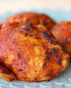 Low FODMAP Recipe and Gluten Free Recipe - Pan-fried paprika chicken http://www.ibssano.com/low_fodmap_recipes_pan_fried_paprika_chicken.html