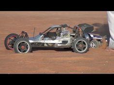 RC Cars Gathering - HPI BAJA 5B, BAJA SS, Traxxas Rustler, E-REVO - Part 3