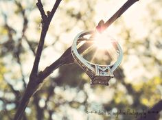 Engagement Ring photo idea <3  Don't Be Negative Photography