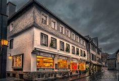 Hotel in Monschau, Germany by Andrei Robu - RoSonic.photos on 500px
