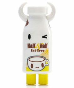 Tokidoki Mini Moofia Series - Half and Half Bottle