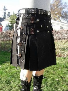 Joshua has been wanting a Kilt for a long time. Why not Steampunk it!!!! Google Image Result for http://kiltme.typepad.com/.a/6a00d8345461d469e2010535f5626f970c-800wi