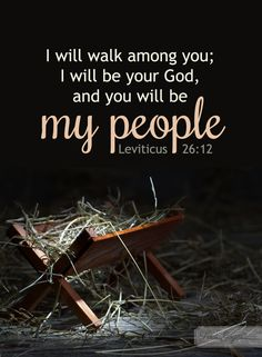 My People | Leviticus 26:12