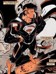 Interesting Superman costume design. Comic Books Art, Comic Art, Comic Character, Character Design, Comic Costume, Hq Dc, Superman Family, Superman Man Of Steel, Arte Dc Comics