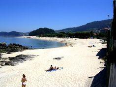 Playa de Agrelo, Bueu Pontevedra