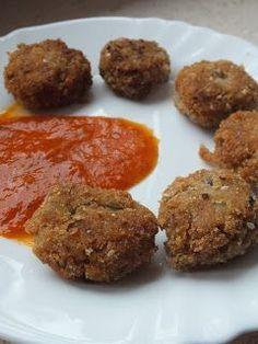 Ízőrző: Babfasírt Diet Recipes, Vegetarian Recipes, Cooking Recipes, Healthy Recipes, Serbian Recipes, Hungarian Recipes, Smoothie Fruit, Vegan Menu, Good Food