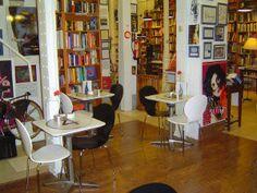 * Librería Ocho y medio (Madrid) *