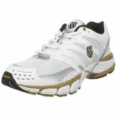 K-Swiss Lady Keahou II Running Shoes :Disclosure :Affiliate Link Best Cross Trainer, How To Run Faster, Comfortable Shoes, Basketball Shoes, Running Shoes, Trainers, Air Jordans, Sneakers Nike, Footwear
