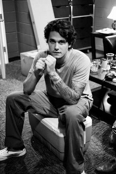 John Mayer - anyone who knows me knows about my thing for JM.  Please don't tell me he's a douche.  I don't want to date him, I just want to admire him from afar.