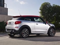 If you are looking for a stylish car with exciting features and good mileage, 2015 #MiniCooper Paceman is the answer! See full specs, pics and reviews here #Sports #Cooper #SportsCar #SUV #Paceman #Automobiles