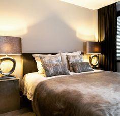 Bedroom Inspo, Bedroom Decor, Modern Window Treatments, Luxury Living, My Room, New Homes, Villa, Interior Design, House Styles
