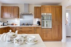 The kitchen in The Arundel at Buckby Meadows in Long Buckby | Bovis Homes