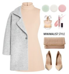 """Minimalist style"" by samang ❤ liked on Polyvore featuring Calvin Klein Collection, Maiden Lane, Deux Lux, Elie Saab, Nails Inc., SpaRitual and MANGO"