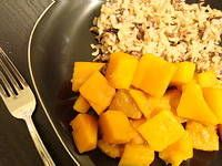 Recipe: Brown Rice with Winter Squash and Cashews