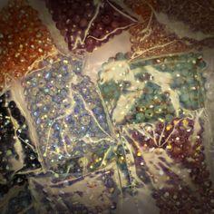 Beads - Perles de verre - Atelier Camille Belgian Creation