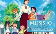 Missis Jo und ihre fröhliche Familie - komplett bei Clipfish - http://sumikai.com/mangaanime/missis-jo-und-ihre-froehliche-familie-komplett-bei-clipfish-84864/