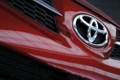 Toyota leads global vehicle sales over VW, GM