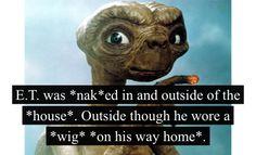 """Nachhause telefonieren"" E.T. auf dem Nachhauseweg on the way home The Outsiders, German, Art, Deutsch, Art Background, German Language, Kunst, Performing Arts, Art Education Resources"
