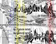 """Check out new work on my @Behance portfolio: """"DAS TRIADISCHE BALLETT"""" http://be.net/gallery/46892979/DAS-TRIADISCHE-BALLETT"""