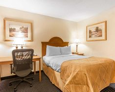 Looking for ideal hotel in Cleveland TN for businesses trip to Amazon, Coca-Cola, Whirlpool Corporation then get best corporate competitive rate at Clarion Inn Cleveland hotels near Dragons Tail.