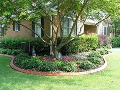 Some People Like Higgledy Piggledy Lawns But I M More Of A Well Manicured Front Yard Landscapingsimple Landscaping Ideashome