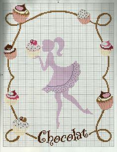 Patrones en punto de cruz Cross Stitch Kitchen, Cross Stitch Books, Cross Stitch Love, Cross Stitching, Cross Stitch Embroidery, Cross Stitch Patterns, Blackwork, Cross Stitch Gallery, Loom Patterns