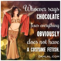 Belly Dance Quotes & Fun with Dance at www.dahlal.com