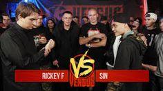 Картинки по запросу versus battle rickey f