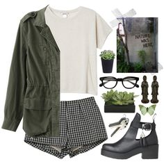 """""""DAY WEAR - NATURE WAS HERE."""" by pretty-basic on Polyvore Emma!!!!"""