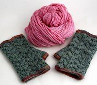 Cranford Mitts (free pattern) - Um, I love Cranford by Elizabeth Gaskell so I may just be knitting these! Fingerless Gloves Knitted, Crochet Gloves, Knit Mittens, Knit Crochet, Knitting Patterns Free, Free Knitting, Crochet Patterns, Free Pattern, Pattern Print