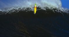 Zoom on Moriarty's wipeout at Mavericks