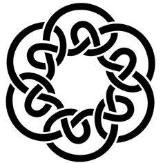 Celtic designs Pictures Celtic Symbols, Celtic Art, Celtic Knots, Celtic Spiral, Celtic Circle, Stencil Patterns, Embroidery Patterns, Quilt Patterns, Celtic Quilt