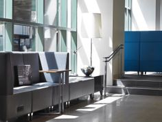 National Office Furniture Pull Up Table