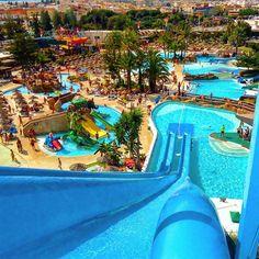Aquamijas Waterpark, Mijas, Malaga
