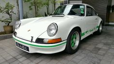 2.7 RS recreation with some tasteful upgrades...  #porsche #aircooled