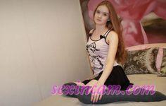Ksyushaa una principessa rossa da spogliare in #chat #sexy #red #camgirl #gnocca #webcam #modella http://bit.ly/ksyushaa