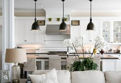 Pendant Lighting for Kitchen Island - Suspended from the ceilings in such a beautiful way using chains or rods, the pendant lighting brings light to where exactly homeowners need it the most. Unlike other usual lighting, this lighting does its work in such a way that it grabs attention and admiration. Even with the electricity off, it still makes a gorgeous accessory.  Not as complicated as chandelier yet it is more than just a round light bulb. With variety of sizes, styles and shapes from…