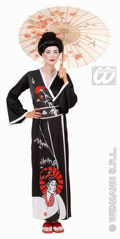 Looking for a great value Geisha costume? Then our Japanese Geisha Costume is the one