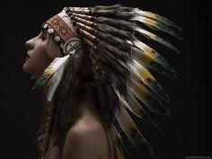 Headdress Native