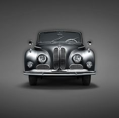 Fine Art of Classic BMW Cars - My Modern Metropolis