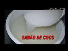 SABÃO E DETERGENTE DE COCO - YouTube