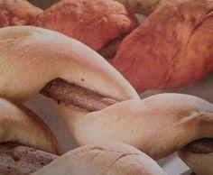 Rezept Bunte Stockbrote von tfleck - Rezept der Kategorie Brot & Brötchen