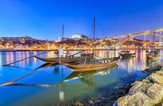 DOURO VALLEY, PORTUGAL  Time to go: It's best to visit the Douro Valley in summer when it's warm and the vines are bursting. Try your hand at harvesting in September